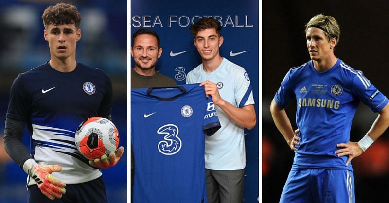 Chelsea have spent a lot of money in this transfer window