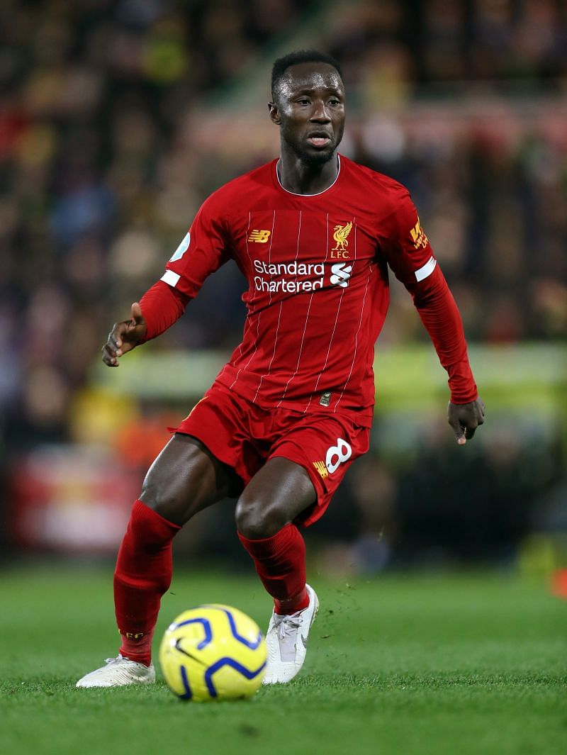 Naby Keita is out of contention for the Saturday game.