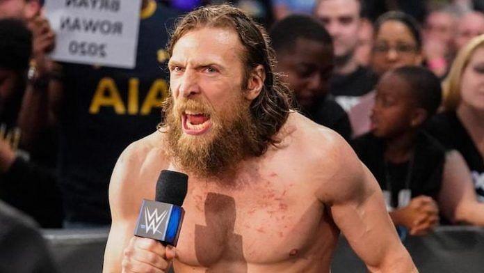 Daniel Bryan in WWE