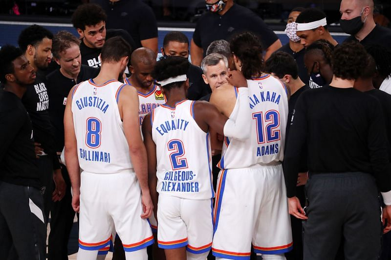 OKC Thunder have a vital offseason coming up