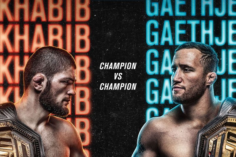 The biggest UFC fight of 2020 goes down this weekend as Khabib Nurmagomedov faces Justin Gaethje.