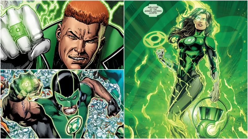 A Green Lantern HBO Max Series is officially on its way