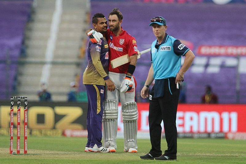 The Kolkata Knight Riders beat the Kings XI Punjab in a last-ball thriller earlier in the tournament.