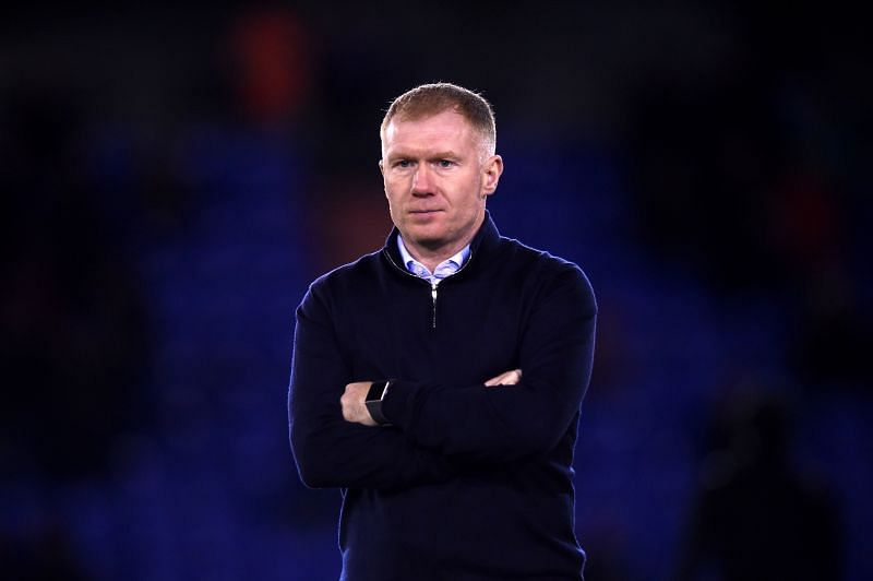 Paul Scholes has urged Manchester United to sign Erling Haaland
