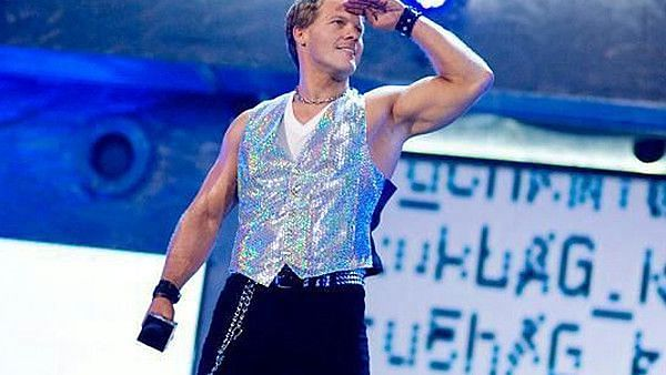 Jericho returns for a second time (Pic Source: WWE)