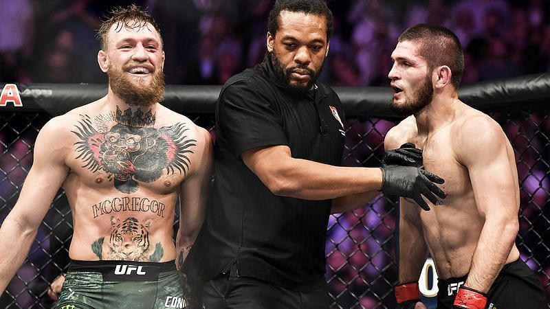 Conor McGregor and Khabib Nurmagomedov have been engaged in an intense rivalry for several years