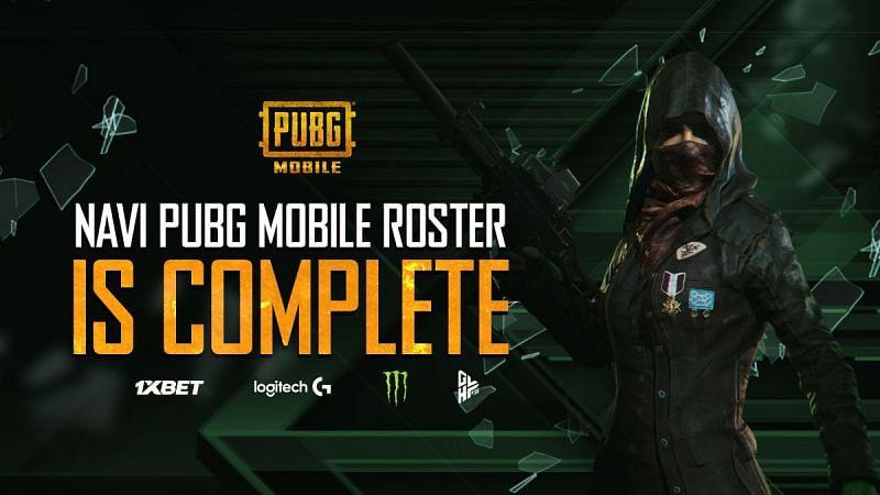 Navi PUBG Mobile