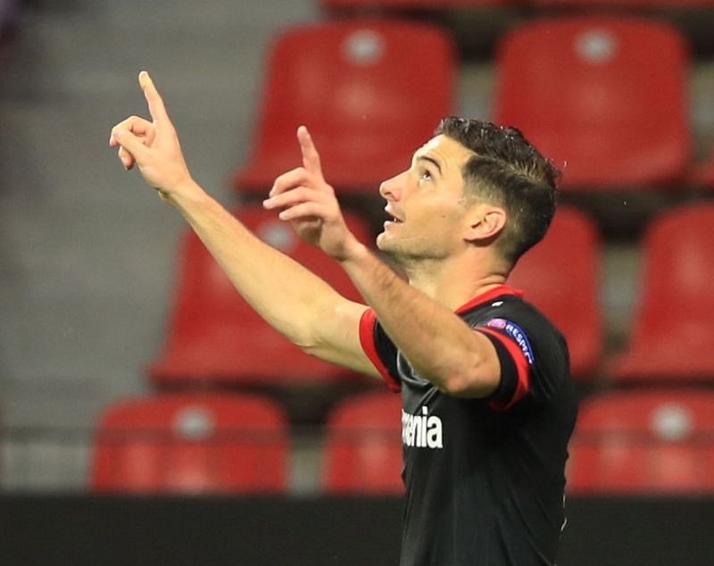 Bayer 04 Leverkusen will bank on Alario to put the ball in the back of the net