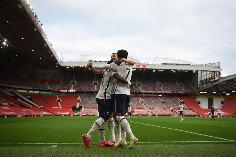 Tottenham Hotspur had an excellent game