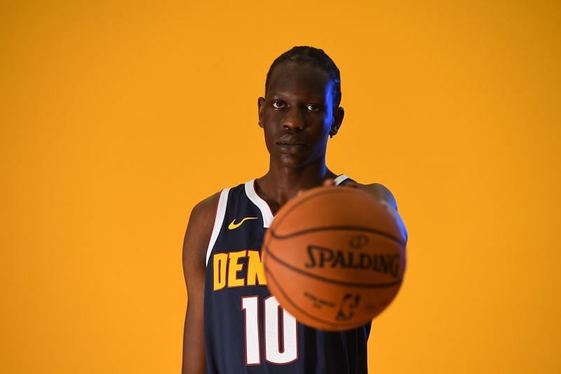 Bol Bol could be the most valuable trade asset for the Denver Nuggets this off-season.