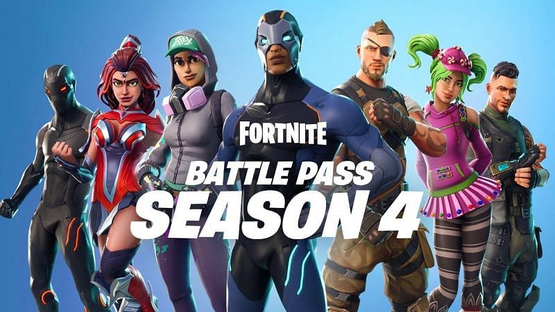 Fortnite Battle Pass From Ten Seasons Ago (Image Credits: Epic Games)