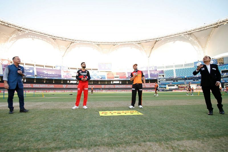 RCB defeated SRH in the third match of IPL 2020. (Image Credits: IPLT20.com)