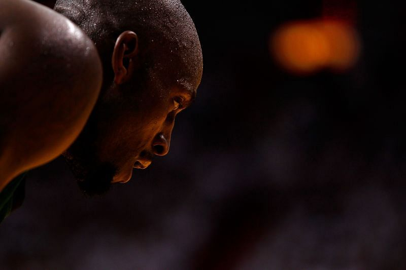 Kevin Garnett is one of the best ever defenders in NBA history.