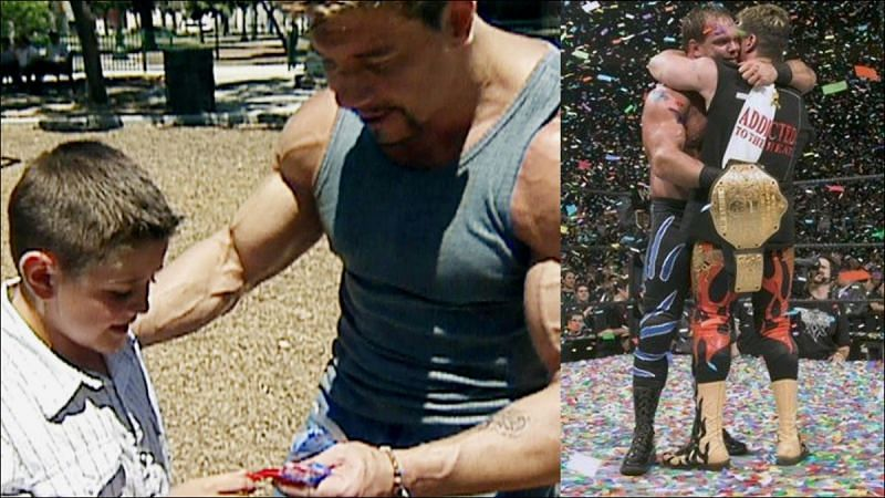 Eddie Guerrero inspired several WWE Superstars during his career