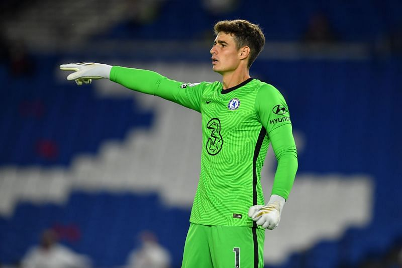 Kepa Arrizabalaga could be handed a Chelsea lifeline after Mendy