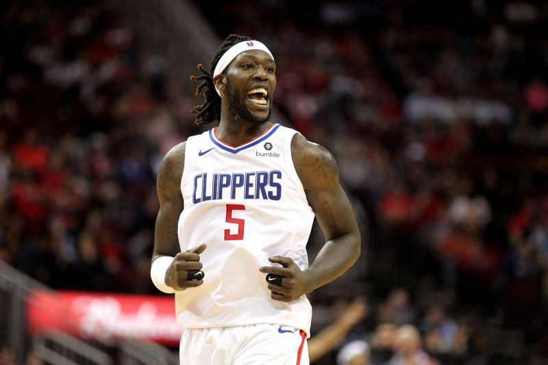 The 2020 Sixth Man of the Year: Montrezl Harrell