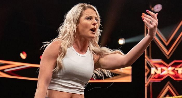 Candice LeRae comments on possibly being called up to the main roster