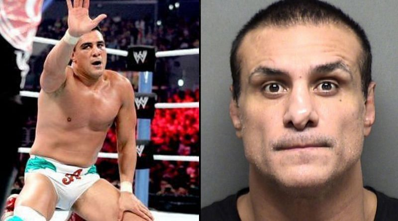 Alberto del Rio is going to court next year