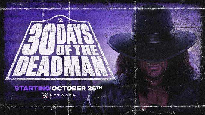 The Deadman Cometh (Pic Source: WWE)