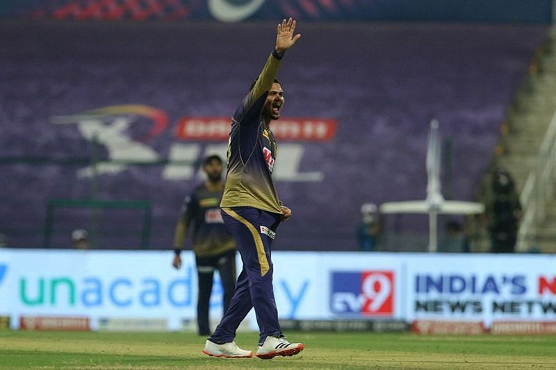Sunil Narine was reported for suspect bowling action on Saturday (Credits: IPLT20.com)