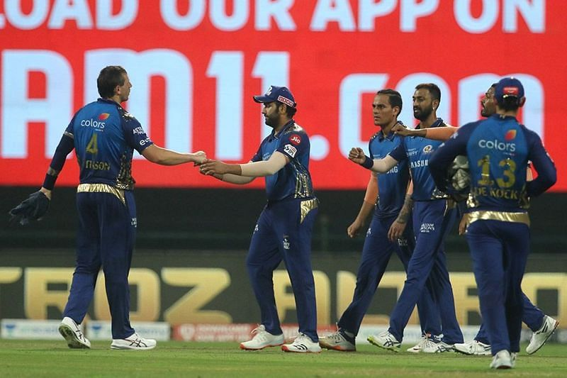 Mumbai Indians have a 75% win record at the Sheikh Zayed Stadium in IPL 2020 (Image Credits: IPLT20.com)