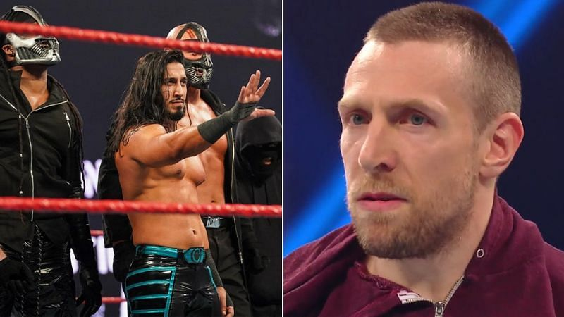 RETRIBUTION (left); Daniel Bryan (right)