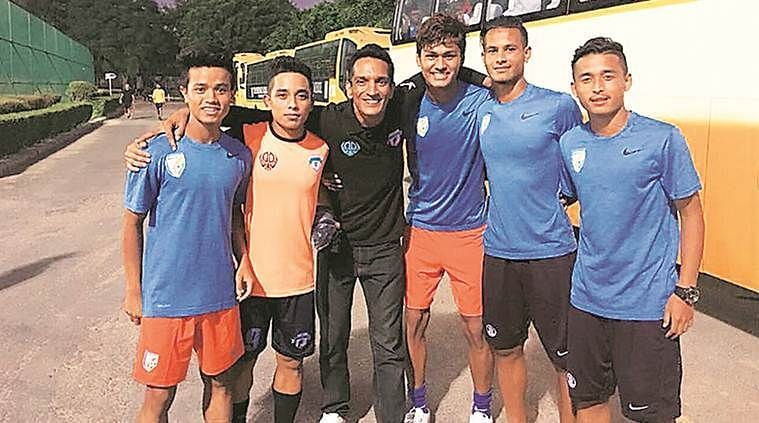 Minerva Punjab received 30 Lakhs in transfer fees from ISL club Mumbai City FC (Image Credits: Indian Express)