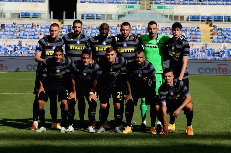 Inter Milan will play Parma on the weekend