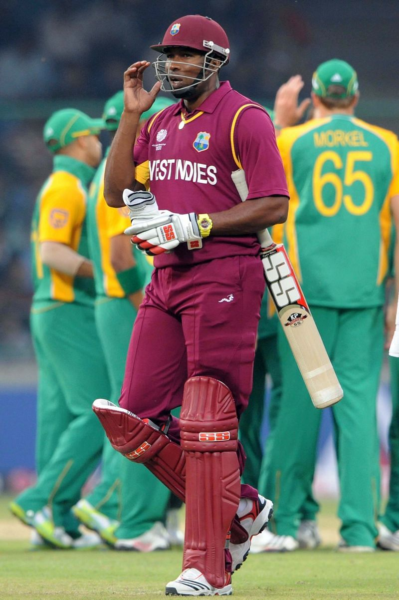 South Africa v West Indies: Group B - 2011 ICC World Cup