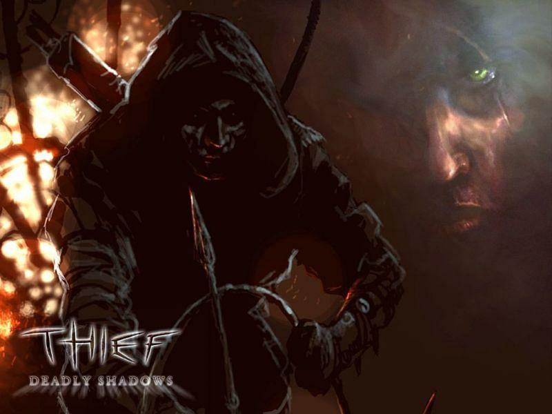 Thief: Deadly Shadows (Image Credits: HipWallpaper)