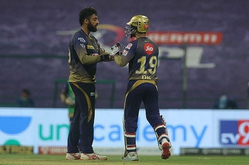 Varun Chakravarthy. Pic: IPLT20.COM