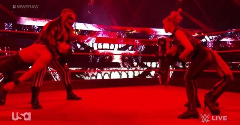 The Fiend is set to terrorize the RAW roster