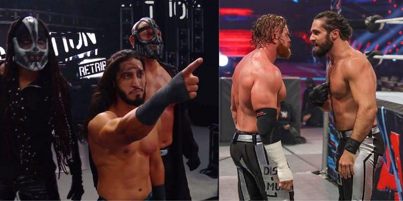 Raw का एपिसोड शानदार था