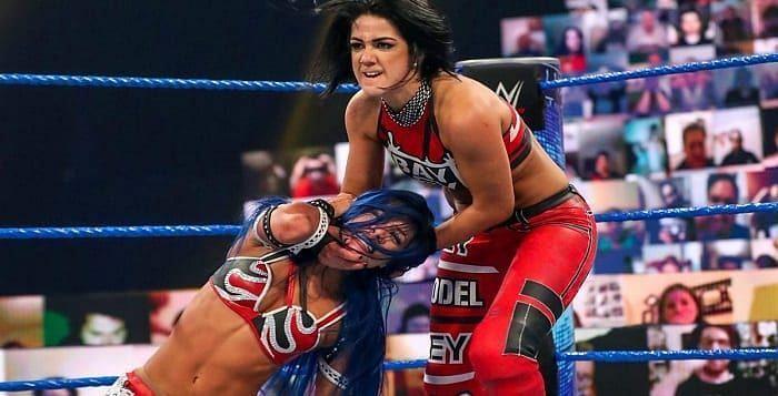 Is the end of Sasha Banks? (Pic Source: WWE)