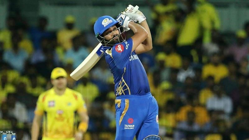 Rohit Sharma has led MI to 4 wins from 6 games