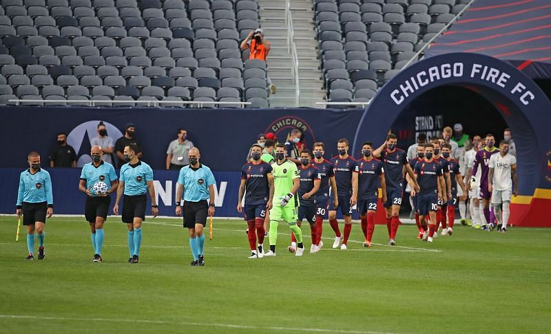 Chicago Fire will take on D.C. United this weekend