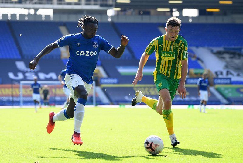 Moise Kean has struggled at Everton.