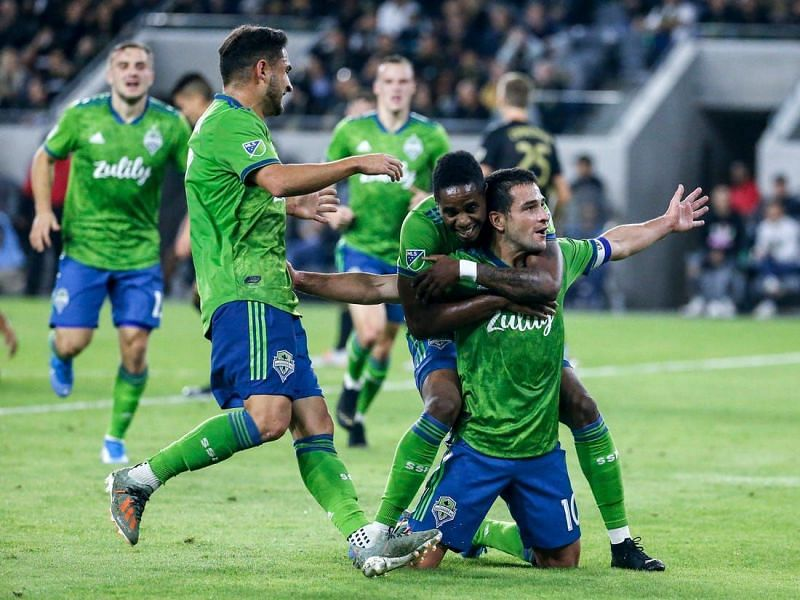 Seattle Sounders will welcome Vancouver Whitecaps at the CenturyLink Field on Saturday night in their MLS fixture