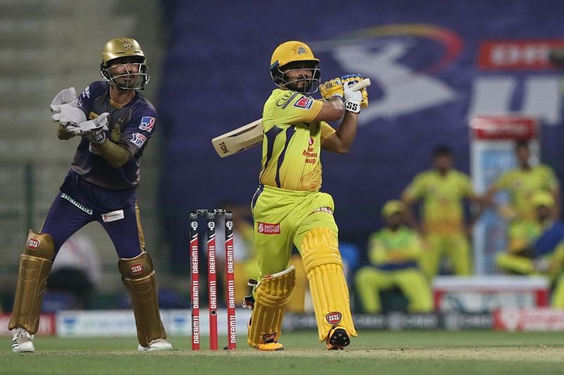 Kedar Jadhav once again could not provide the goods in a run-chase.