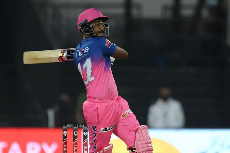 Sanju Samson might have turned a corner in IPL 2020