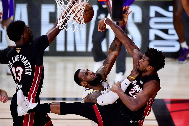 The Miami Heat could reach new heights with the addition of Paul George in their roster..