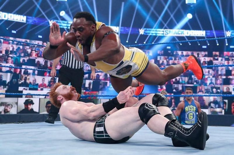 Big E vs Sheamus announced for SmackDown next week with an interesting stipulation