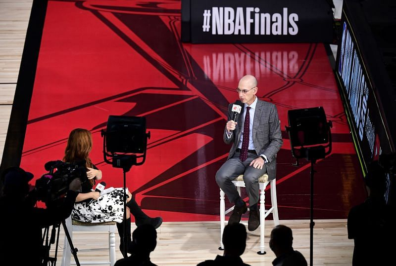 A year ago, CCTV had publicly announced that they would stop the telecast of NBA games