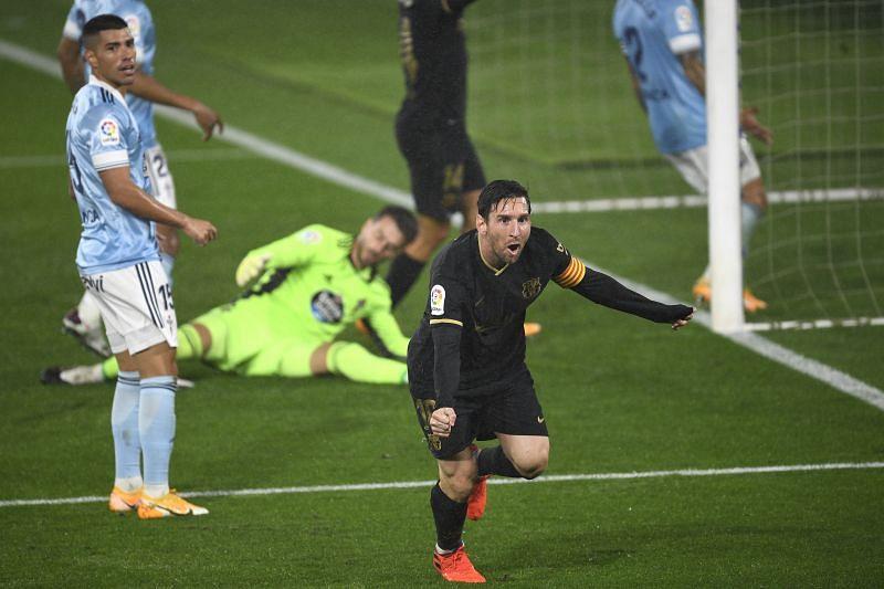 Barcelona were tremendous in the second half