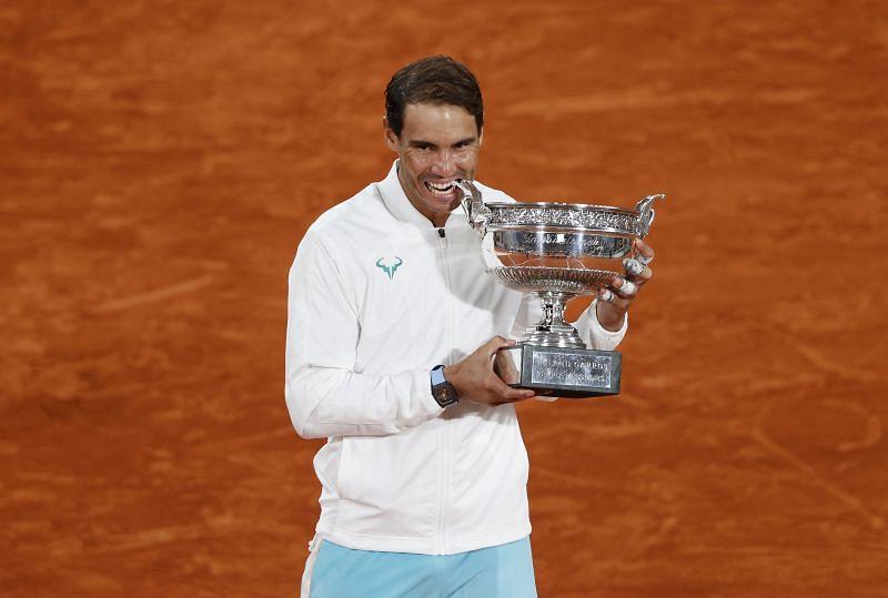 Rafael Nadal has an outside chance of ending the season as World No. 1