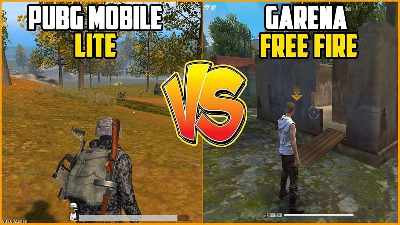 PUBG Mobile Lite vs Free Fire: Which game is better ? (Image Credits: Trasherk / YouTube)