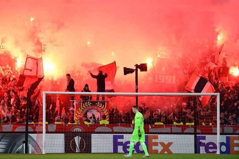Rennes take on Krasnodar this week