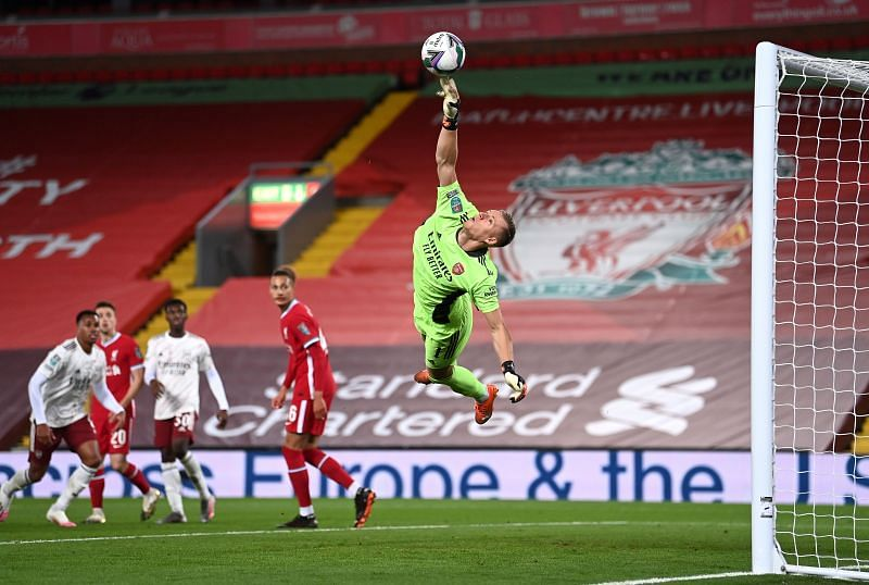 Leno was excellent throughout the match, ultimately proving to be the difference between the two sides