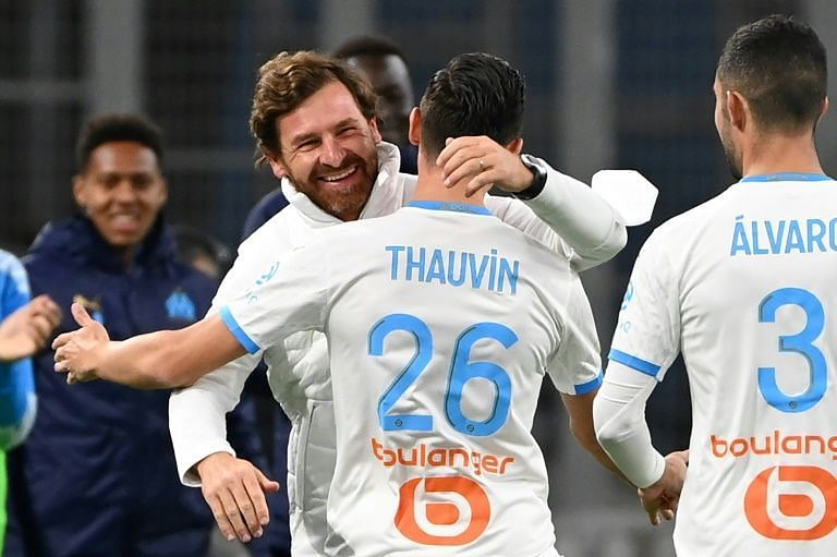 Villas-Boas has been aided this season by the return of Florian Thauvin.