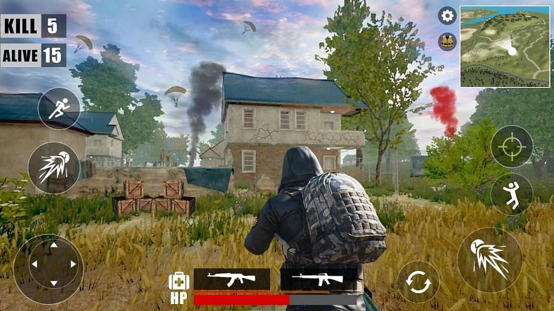 5 Best Offline Games Like Pubg Mobile Lite On Play Store